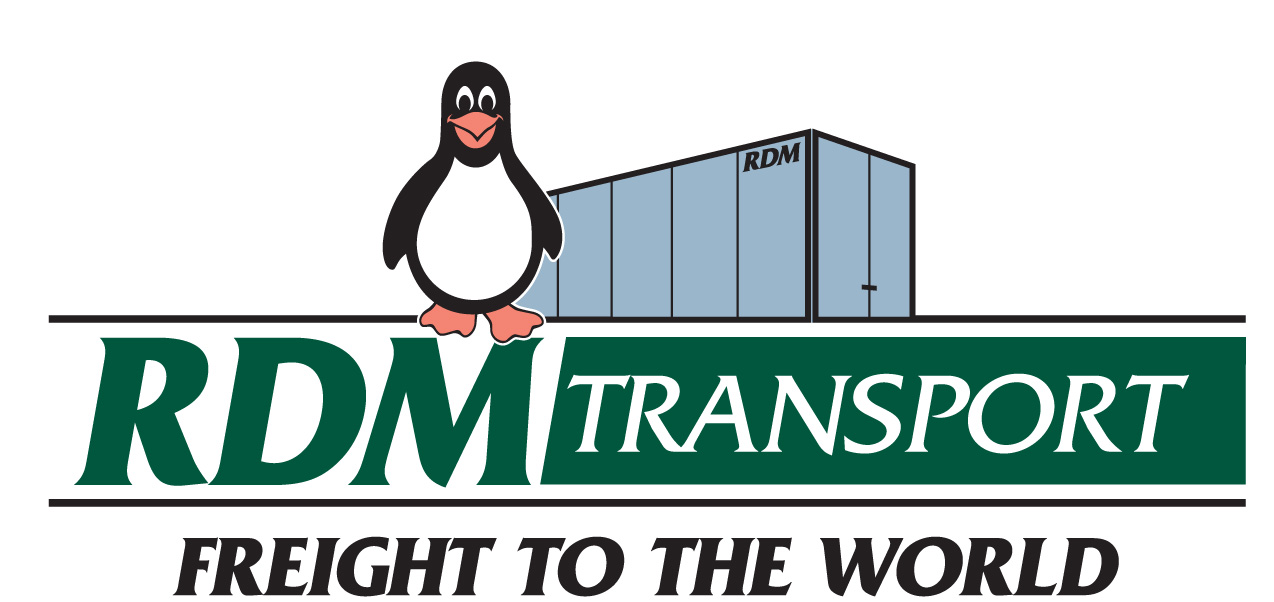 RDM Transport logo